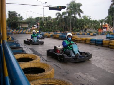gokart - pump your adrenaline!